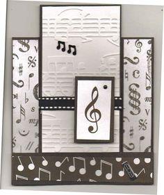 Center Step Music card