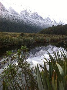 New Zealand-fiordland