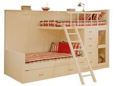 Literas en los dormitorios infantiles... VTV nos muestra las más graciosas - Muebles y decoración - Compras - Charhadas.com