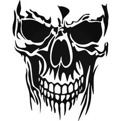 Brand New Skull 2179 Sticker and in stock. Self-adhesive, die cut, pre-masked and ready to apply to any smooth surface. High glossy finish, cut from premium 3 mill vinyl, with a life span of 5 - 7 years. Several size and color options are available.