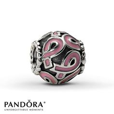 Pandora Ribbon Charm. This is one of 8 that my hubby & kids got for me.