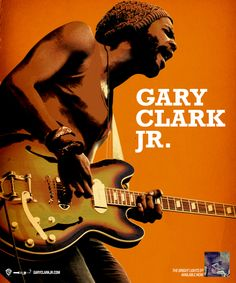 gary clark jr. #music #blues #art http://www.pinterest.com/TheHitman14/music-poster-art-%2B/