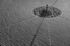 The whole mess has been enough to put the U.S. off concentrated solar power almost completely. Many solar thermal projects have been stalled or cancelled in light of Ivanpah's rocky start. While concentrated solar plants are still planned for other parts of the world, photovoltaic solar is winning out in the U.S. Here in the California desert what was once a beacon of hope for the future of energy now looks more like a glittery, glowing warning sign.
