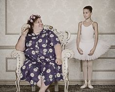 Обратная сторона материнской любви / 14 фото