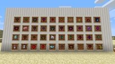 Adventurer's Amulets Mod for Minecraft 1.7.10 -  The Adventurer's Amulets Mod is a great utility mod that adds a number of helpful functions and items on the basis of the Baubles API  #MinecraftMods1710 -  #MinecraftMods