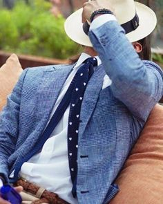 The mao_g Spot Preppy Men, Preppy Style, Ivy Style, Real Style, Summer Fresh, Bespoke Suit, Suit And Tie, Gentleman Style, Sport Coat