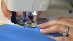 How to make a superhero cape in a snap | NQC http://www.nationalsewingcircle.com/video/how-to-make-a-superhero-cape-009035/?utm_content=bufferb1658&utm_medium=social&utm_source=pinterest.com&utm_campaign=buffer #LetsSew