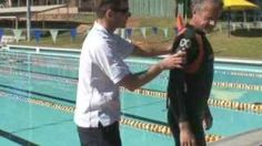 Swim Smooth Tips For Triathletes: Putting On Your Wetsuit, via YouTube.