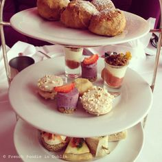 French Foodie in Dublin : (Afternoon tea) The G Hotel, Wellpark,Galway City, Galway