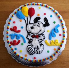 charlie brown character cake | Charlie Brown Birthday Cake http://pinterest.com/pin/74872412527376368 ...