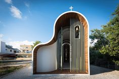 Byzantine Modernism: Peter the Apostle and St. Helen the Martyr Chapel in Paphos, Cyprus