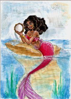 """""""Esmeralda"""" by happylicious"""