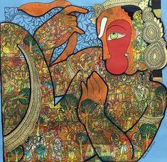 Ramesh Gorjala - Untitled