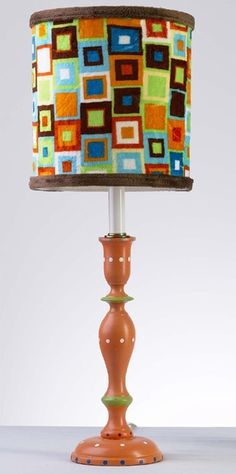 Funky, awesome lamp!