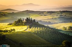 Podere Belvedere - Podere Belvedere, San Quirico d'Orcia, Tuscany, Italy