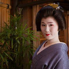 Oiran & Geisha | The geiko Mitsuna, she is my favorite geiko of...