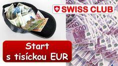 Stav věcí, od 8 euro po 1000, SWISS CLUB dnes, 15.11.2015