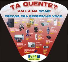 "Flyer Campanha ""Tá Quente"" Star RJ - Frente | Flickr - Photo Sharing!"