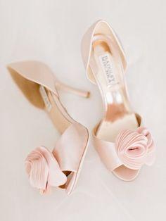 wedding shoes idea; Featured Photographer: Amy Arrington Photography