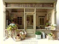 * ♥ Lea Workshop - A Day in the Campaign ♥ *: Flower shop (2013 Version - continued)