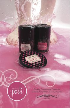 NEW Perfectly Posh Spring/Summer catalog. #perfectly #posh  are giving your feet the love they need?