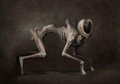 silent hill concept art   Silent Hill: Shattered Memories Concept Art - Silent Hill Memories