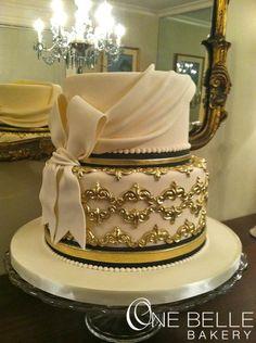 Elegant cake!