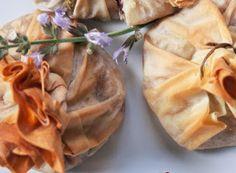 Denny Chef Blog: Fagottini con cipolla, mela e Taleggio