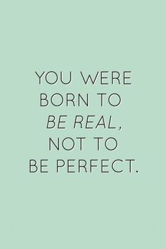 well thank God for that!  lol, really is anybody perfect?  Some think they are but oh boy, they are fooling themselves.