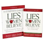 Lies Women Believe, Book & Guide - This book and study guide were great eye openers to me.