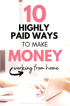 These are some of the best ways to make extra income online. Start a side hustle today #sidehustles #makemoneyonline #generateextracash #ecommerce #passiveincome #makemoneywhileyousleep Online Work From Home, Work From Home Jobs, Make Money From Home, Way To Make Money, Guinness Book, How To Start A Blog, How To Make, Live Love, Extra Cash