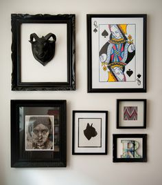 my art frame wall  photography by selina whittaker