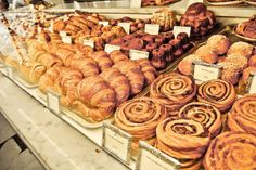 Where to Find the Best Pastries in Paris