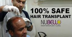 100% safe and natural hair transplant by visiting doctor with latest UK based technology. Affordable hair transplant by visiting doctor. 100% result guaranteed. Safe and Natural hair regrowth after surgery. Get the treatment once in life and enjoy the benefit forever. Painless Technology
