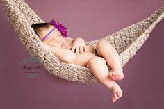 Baby Hammock, Newborn Photo Prop, Baby Crochet Hammock, Newborn Hammock, Custom Photography Prop