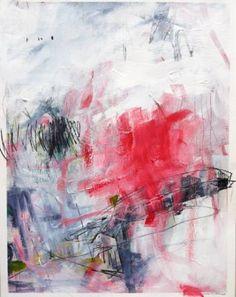 """Saatchi Art Artist Daniela Schweinsberg; Painting, """"Raspberry Dream"""" #art"""