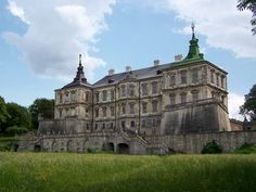 a castle-fortress and is precisely located in the Pidhirtsi village in the western Ukrainian village of Lviv Oblast.