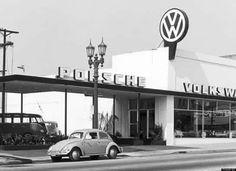 VW-PORSCHE DEALER