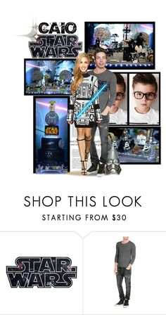"""""""Happy Birthday Caio 🎂 ♥"""" by annynavarro ❤ liked on Polyvore featuring Haze, 7 For All Mankind and Thierry Mugler"""