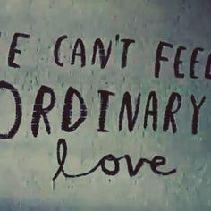 U2 and Eason Chan, Ordinary Love