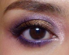 Baroque Flower-Girl Shimmer: Smoky Eye Makeup - The Makeup Box