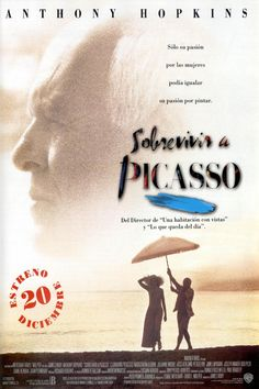 The passionate Merchant-Ivory drama tells the story of Francoise Gilot, the only lover of Pablo Picasso( Anthony Hopkins)who was strong enough to withstand his ferocious cruelty and move on with Françoise Gilot(Natascha McElhone) life.