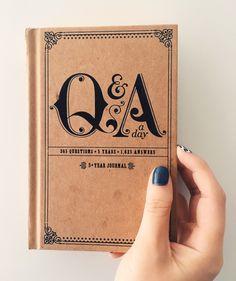 Journaling as easy as 1-2-3.