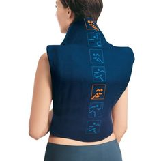 ¡Chollo! Almohadilla cervical de Bosch Relaxxtherm Sport PFP5030 por 19 euros.
