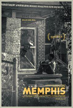 memphis | film poster