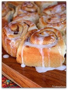 weight watcher Cinnamon Rolls 4points