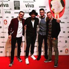 Klischée at the Swiss Music Awards