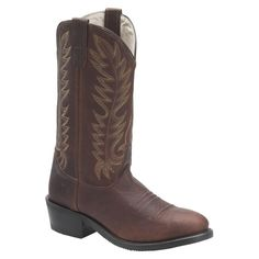 Double-H Men's Western Work Boots