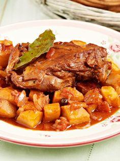 Πάσχα Archives - Page 2 of 8 - www. Greek Beauty, Dessert Recipes, Desserts, Greek Recipes, Lamb, Recipies, Food And Drink, Pork, Cooking Recipes