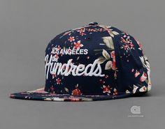 The Hundreds Team Floral Snapback - Caliroots.com